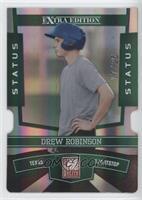 Drew Robinson /25