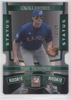 Tony Thompson /25