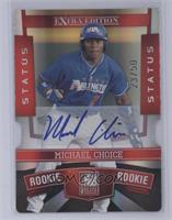 Michael Choice /50 [Near Mint‑Mint+]