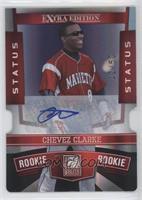 Chevez Clarke /50