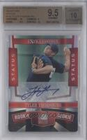 Tyler Thornburg /50 [BGS 9.5]
