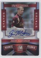 Jason Martinson /50