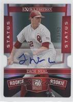 Zach Neal /50