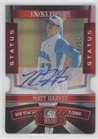 Matt Harvey /50