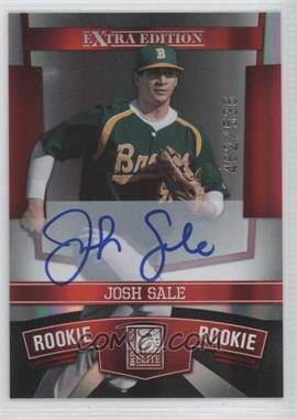 2010 Donruss Elite Extra Edition #115 - Josh Sale /536