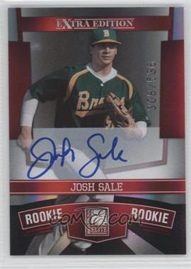 2010 Donruss Elite Extra Edition #115 - Josh Sale /536