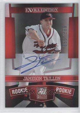 2010 Donruss Elite Extra Edition #130 - Jameson Taillon /699