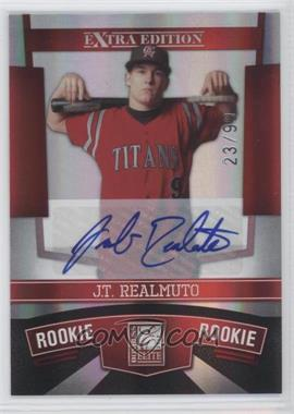 2010 Donruss Elite Extra Edition #136 - J.T. Realmuto /99