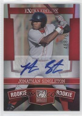 2010 Donruss Elite Extra Edition #140 - Jonathan Singleton /699
