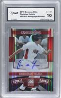 Christian Yelich /815 [ENCASED]