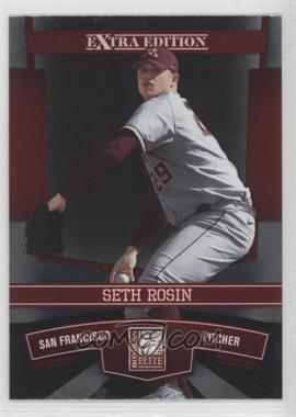 2010 Donruss Elite Extra Edition #17 - Seth Rosin