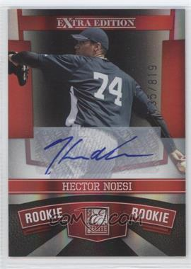 2010 Donruss Elite Extra Edition #182 - Hector Noesi /819