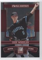 Cody Wheeler