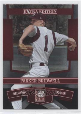 2010 Donruss Elite Extra Edition #94 - Parker Bridwell