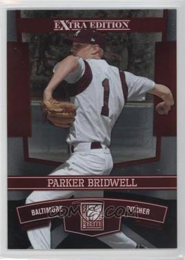 2010 Donruss Elite Extra Edition #94 - Parker Bridwell