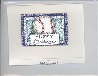 2010 Handmade Greeting Cards - [Base] #002 - [Missing] /5