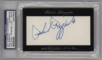 Phil Rizzuto /21 [PSA/DNA Certified Auto]