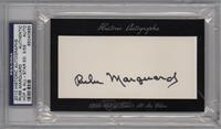 Rube Marquard /55 [PSA/DNACertifiedAuto]