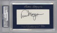 Vern Morgan /13 [PSA/DNA Certified Auto]
