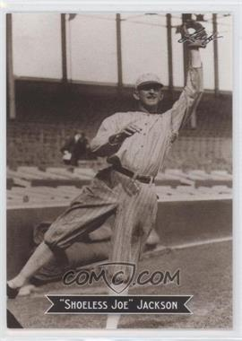 2010 Leaf Sports Icons Update - The Search for Shoeless Joe #2 - Joe Jackson