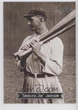 2010 Leaf Sports Icons Update The Search for Shoeless Joe #1 - Joe Jackson