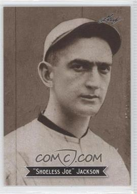 2010 Leaf Sports Icons Update The Search for Shoeless Joe #10 - Joe Jackson