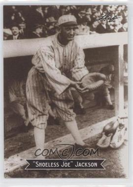 2010 Leaf Sports Icons Update The Search for Shoeless Joe #12 - Joe Jackson