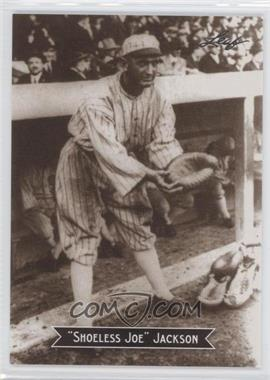 2010 Leaf Sports Icons Update The Search for Shoeless Joe #12 - Joe Jackson