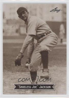 2010 Leaf Sports Icons Update The Search for Shoeless Joe #13 - [Missing]
