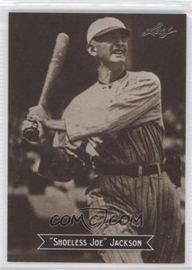 2010 Leaf Sports Icons Update The Search for Shoeless Joe #15 - Joe Jackson