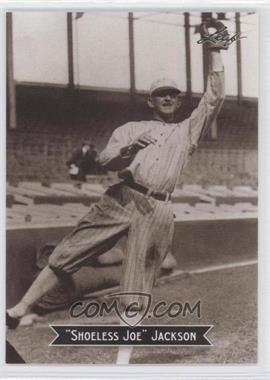 2010 Leaf Sports Icons Update The Search for Shoeless Joe #2 - Joe Jackson