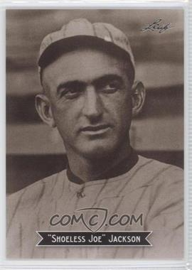 2010 Leaf Sports Icons Update The Search for Shoeless Joe #4 - Joe Jackson