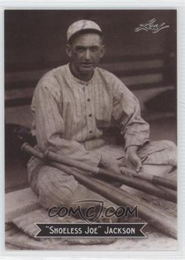 2010 Leaf Sports Icons Update The Search for Shoeless Joe #5 - Joe Jackson
