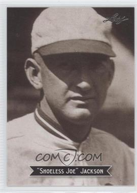 2010 Leaf Sports Icons Update The Search for Shoeless Joe #7 - [Missing]