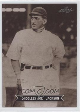 2010 Leaf Sports Icons Update The Search for Shoeless Joe #8 - Joe Jackson