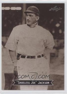 2010 Leaf Sports Icons Update The Search for Shoeless Joe #8 - [Missing]
