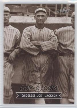 2010 Leaf Sports Icons Update The Search for Shoeless Joe #9 - Joe Jackson