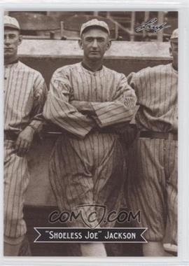 2010 Leaf Sports Icons Update The Search for Shoeless Joe #9 - [Missing]