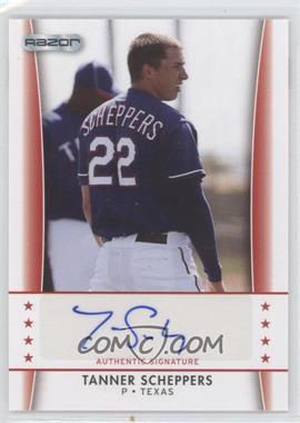 2010 Razor [???] #CC-2 - Tanner Scheppers