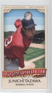 2010 Razor Freedomcardboard.com National Convention National Convention [Base] #JUTA - Junichi Tazawa /1500