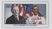 William Howard Taft, Barack Obama