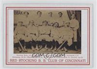 Cincinnati Reds Team /50