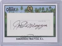 Joe DiMaggio /1