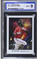 Jason Heyward /25 [ENCASED]