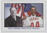 William Taft, Barack Obama