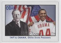 William Taft, Barack Obama