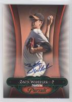 Zack Wheeler /25