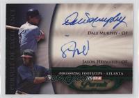 Dale Murphy, Jason Heyward /25