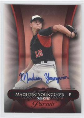 2010 TRISTAR Pursuit - [Base] - Red Autographs [Autographed] #38 - Madison Younginer /5