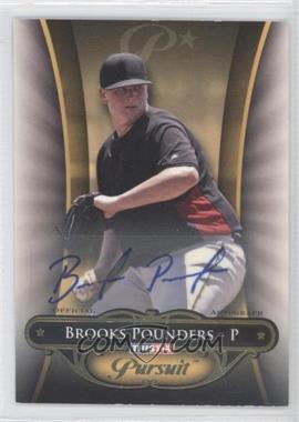 2010 TRISTAR Pursuit [???] #21 - Brooks Pounders /80